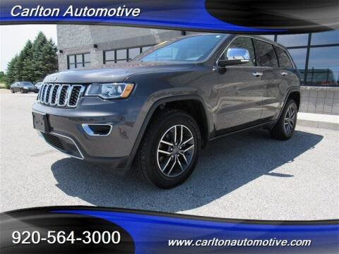 2019 Jeep Grand Cherokee for sale at Carlton Automotive Inc in Oostburg WI