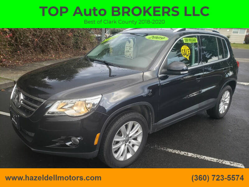 2009 Volkswagen Tiguan for sale at TOP Auto BROKERS LLC in Vancouver WA