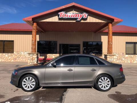 2015 Audi A4 for sale at Tommy's Car Lot in Chadron NE