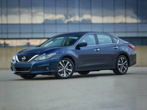 2018 Nissan Altima for sale at BARRYS Auto Group Inc in Newport RI