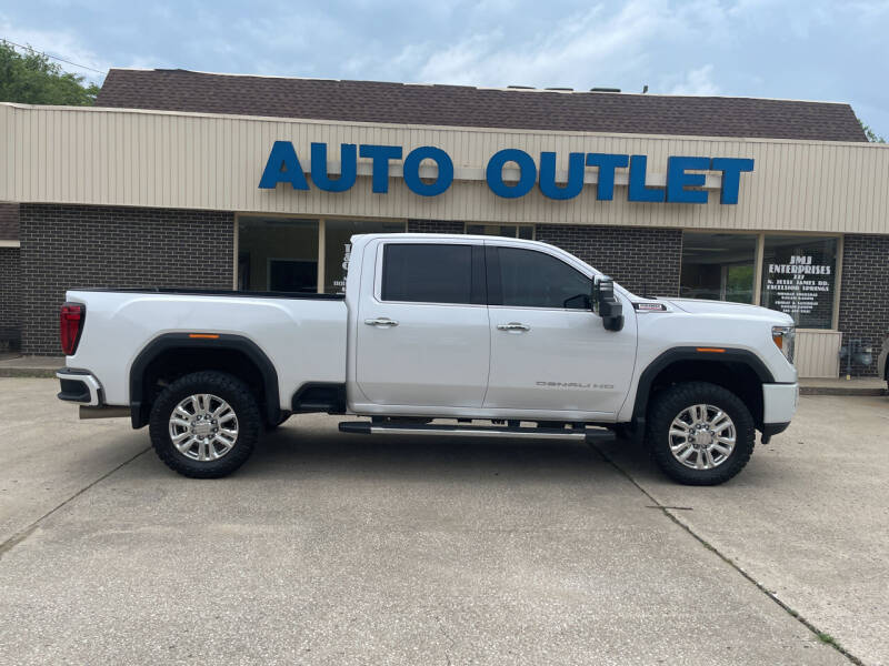 2020 GMC Sierra 2500HD for sale at Truck and Auto Outlet in Excelsior Springs MO