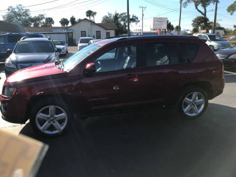 2014 Jeep Compass for sale at Riviera Auto Sales South in Daytona Beach FL