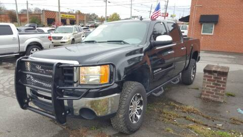 2012 GMC Sierra 1500 for sale at A & A IMPORTS OF TN in Madison TN