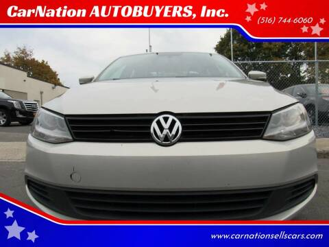 2011 Volkswagen Jetta for sale at CarNation AUTOBUYERS, Inc. in Rockville Centre NY