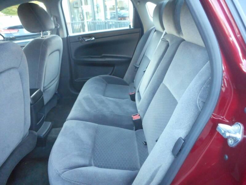 2011 Chevrolet Impala LT 4dr Sedan - Roseville CA