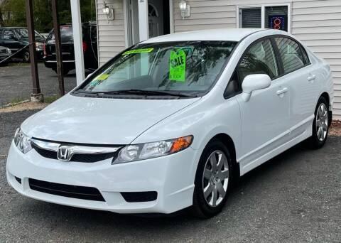 2011 Honda Civic for sale at Landmark Auto Sales Inc in Attleboro MA