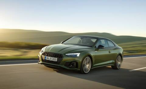 2020 Audi A5 for sale at Xclusive Auto Leasing NYC in Staten Island NY
