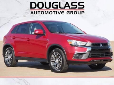 2017 Mitsubishi Outlander Sport for sale at Douglass Automotive Group - Jubilee Mitsubishi in Waco TX