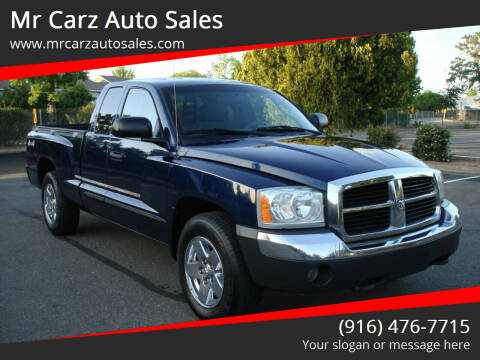 2005 Dodge Dakota for sale at Mr Carz Auto Sales in Sacramento CA