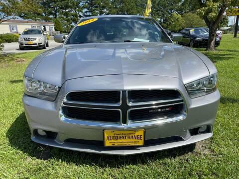 2014 Dodge Charger for sale at Washington Motor Company in Washington NC