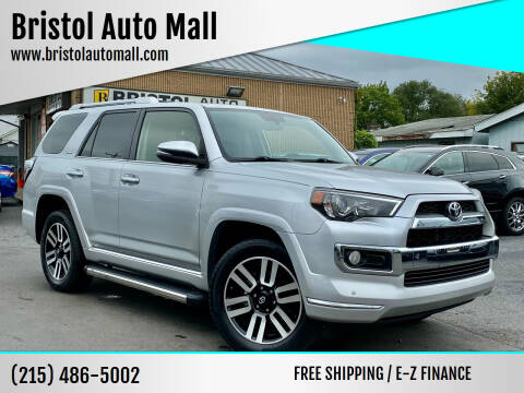 2014 Toyota 4Runner for sale at Bristol Auto Mall in Levittown PA