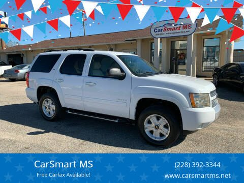 2011 Chevrolet Tahoe for sale at CarSmart MS in Diberville MS
