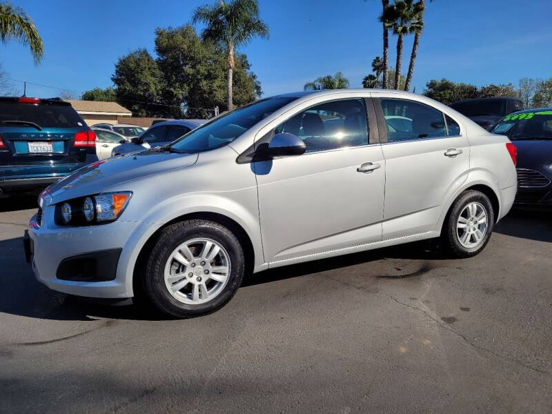 2014 Chevrolet Sonic for sale at Geiman Motors in Escondido CA