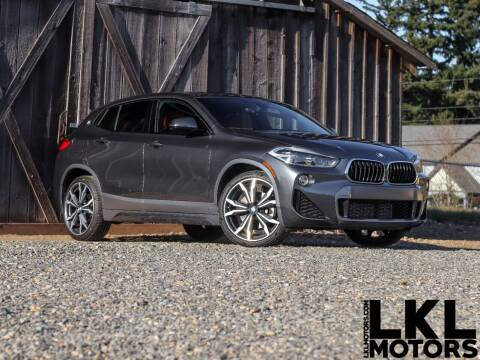 2018 BMW X2 for sale at LKL Motors in Puyallup WA
