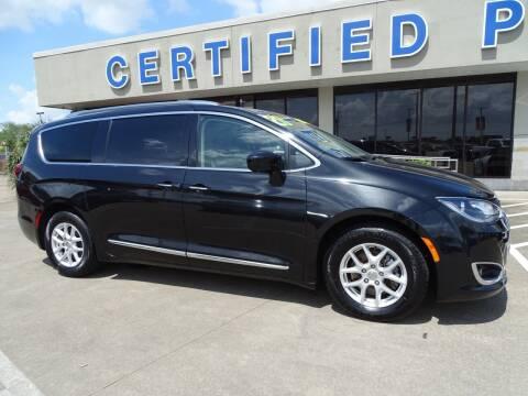 2020 Chrysler Pacifica for sale at Mac Haik Ford Pasadena in Pasadena TX