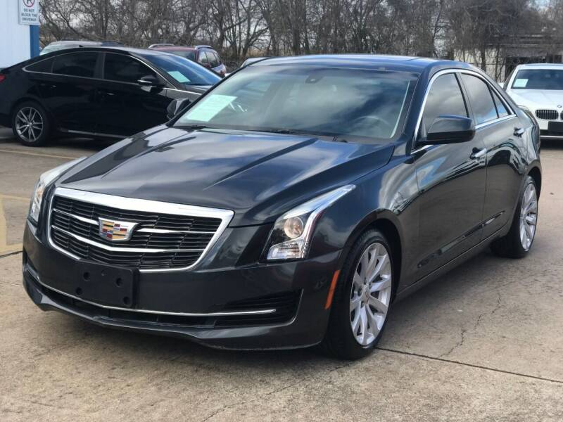 2017 Cadillac ATS for sale at Discount Auto Company in Houston TX