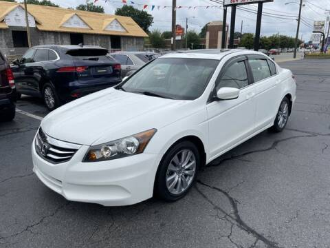 2011 Honda Accord for sale at Autohub of Virginia in Richmond VA