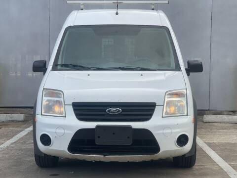 2011 Ford Transit Connect for sale at Delta Auto Alliance in Houston TX