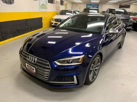 2018 Audi S5 Sportback for sale at Newton Automotive and Sales in Newton MA