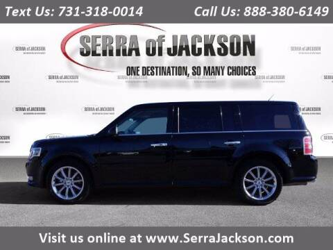 2019 Ford Flex for sale at Serra Of Jackson in Jackson TN