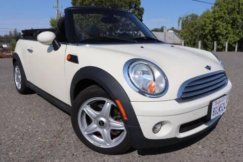 2009 MINI Cooper for sale at California Auto Sales in Auburn CA
