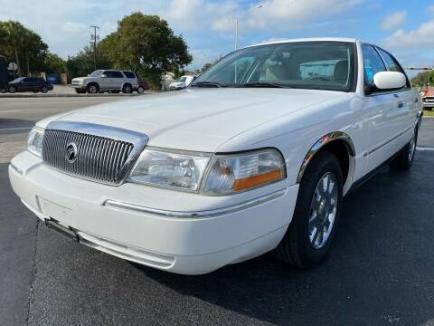 2005 Mercury Grand Marquis for sale at KD's Auto Sales in Pompano Beach FL