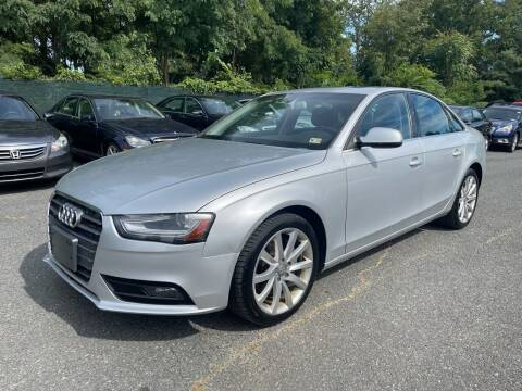 2013 Audi A4 for sale at Dream Auto Group in Dumfries VA