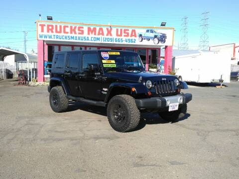 2009 GMC Sierra 1500 for sale at Trucks Max USA in Manteca CA