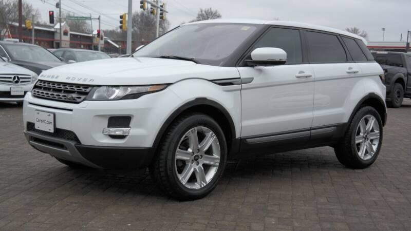 2013 Land Rover Range Rover Evoque for sale at Cars-KC LLC in Overland Park KS