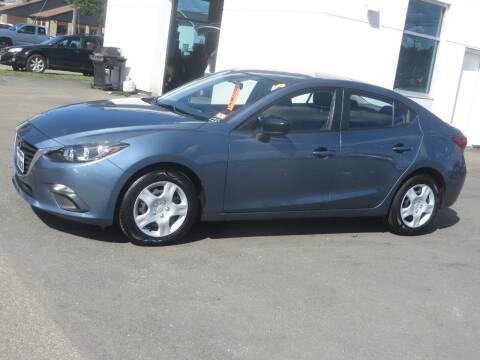 2015 Mazda MAZDA3 for sale at Price Auto Sales 2 in Concord NH