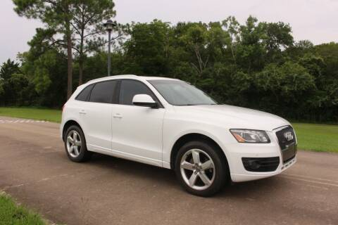 2012 Audi Q5 for sale at Clear Lake Auto World in League City TX