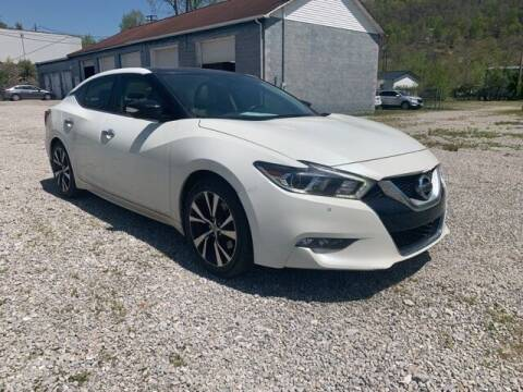 2017 Nissan Maxima for sale at Tim Short Auto Mall 2 in Corbin KY