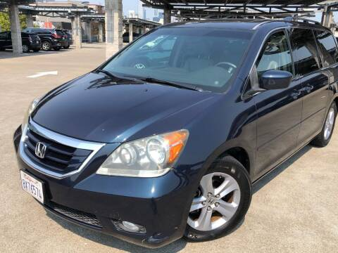 2010 Honda Odyssey for sale at CITY MOTOR SALES in San Francisco CA