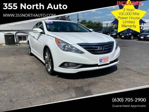 2014 Hyundai Sonata for sale at 355 North Auto in Lombard IL