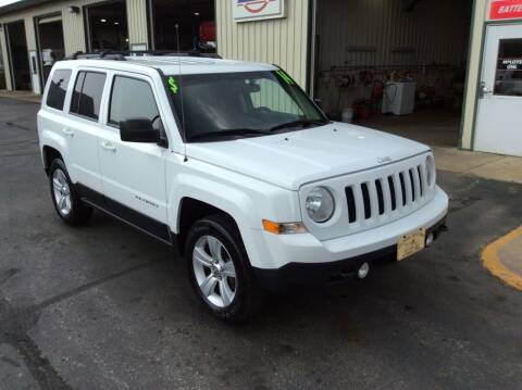 2014 Jeep Patriot for sale at TRI-STATE AUTO OUTLET CORP in Hokah MN