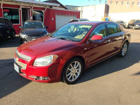 2008 Chevrolet Malibu for sale at Universal Auto Sales in Salem OR