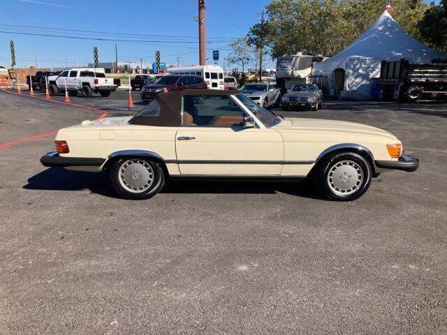 1979 Mercedes-Benz 450-Class for sale in San Antonio, TX