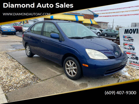 2003 Toyota Prius for sale at Diamond Auto Sales in Pleasantville NJ