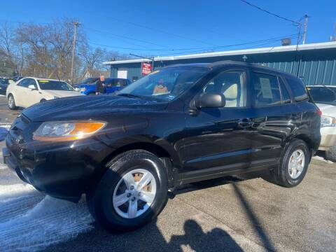 2009 Hyundai Santa Fe for sale at Car Barn of Springfield in Springfield MO
