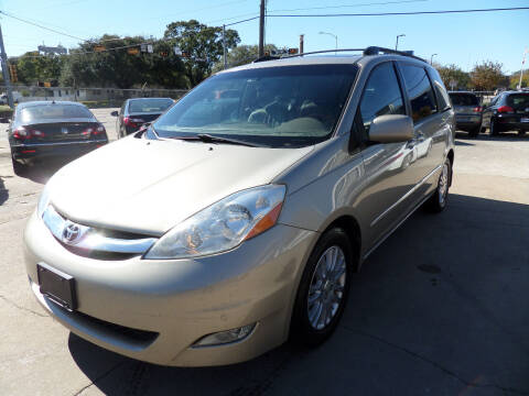 2008 Toyota Sienna for sale at West End Motors Inc in Houston TX
