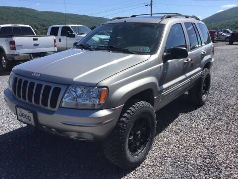 1999 Jeep Grand Cherokee for sale at Troys Auto Sales in Dornsife PA