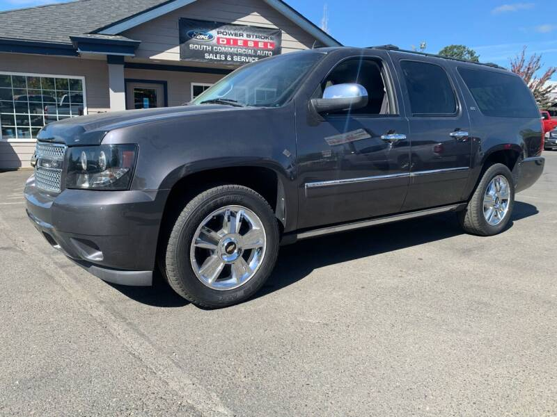 2010 Chevrolet Suburban for sale at South Commercial Auto Sales in Salem OR