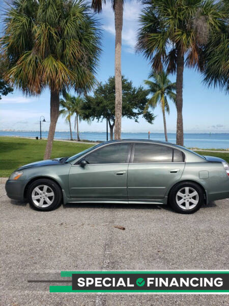 2003 Nissan Altima for sale at ATA   AUTO SALES INC in Sarasota FL