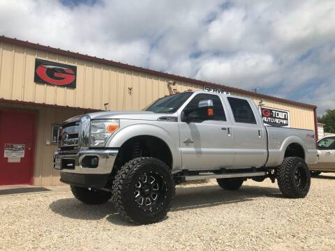 2015 Ford F-250 Super Duty for sale at Gtownautos.com in Gainesville TX
