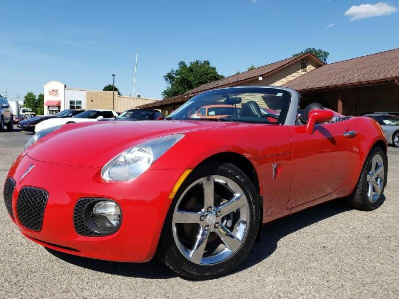 2007 Pontiac Solstice for sale in Fairfield, OH