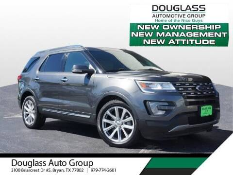 2016 Ford Explorer for sale at Douglass Automotive Group in Central Texas TX