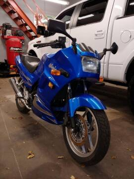 2007 Kawasaki Ninja 250R for sale at Motor Pool Operations in Hainesport NJ
