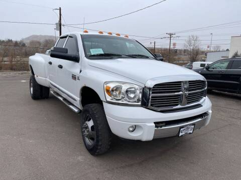 2007 Dodge Ram Pickup 3500 for sale at BERKENKOTTER MOTORS in Brighton CO