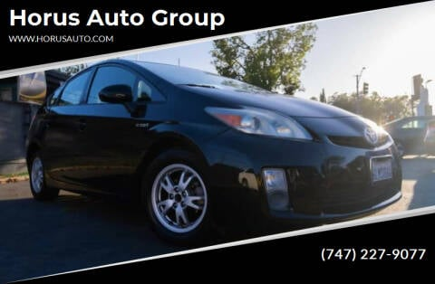 2010 Toyota Prius for sale at Alliance Auto Group Inc in Fullerton CA