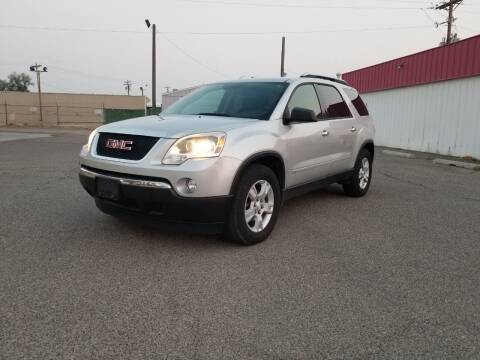 2009 GMC Acadia for sale at KHAN'S AUTO LLC in Worland WY